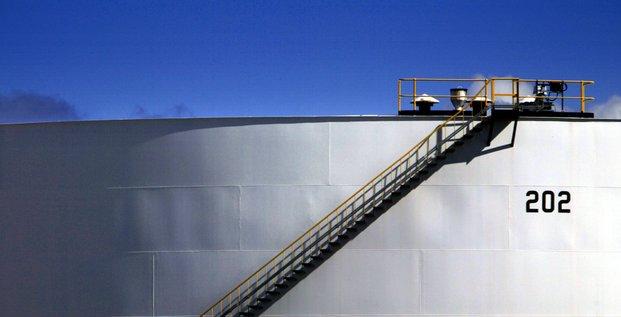 Stock pétrole