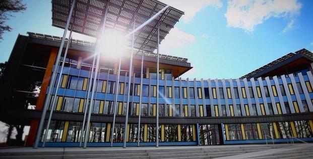 Delta Green, hydrogène, bâtiment