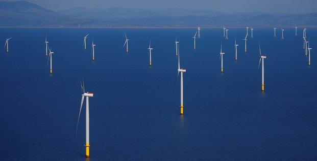 Le danois orsted va investir 27 milliards d'euros dans l'eolien d'ici 2025