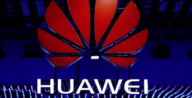 Le chinois huawei exclu du marche australien de la 5g