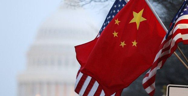 Une treve a l'etude dans le conflit commercial usa-chine, selon la presse