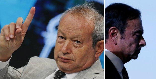 Sawiris Ghosn