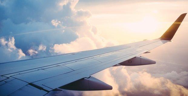 avion, aérien, aviation