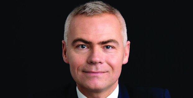 Christophe Bouillon, président de l'association des petites villes de France (APVF)