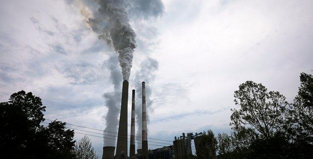 Donald trump veut relancer la filiere electrique au charbon