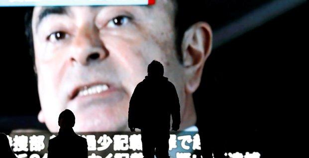 Ghosn depose une plainte apres sa nouvelle arrestation