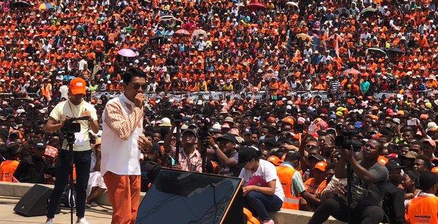 Madagascar présidentielles campagne Rajoelina