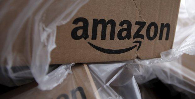 Amazon brievement premiere capitalisation de wall street