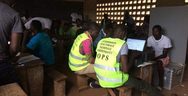 Togo législatives bureau de vote ceni