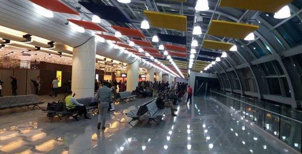 Aéroport international Blaise Diagne dakar sénégal