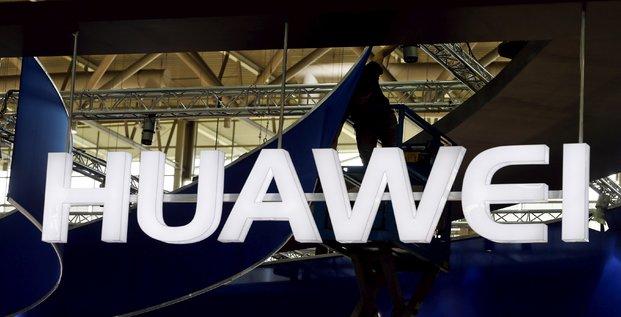Huawei anticipe une hausse de 21% de ses ventes 2018 a 108,5 milliards de dollars