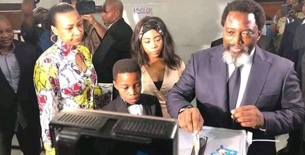 Kabila vote RDC