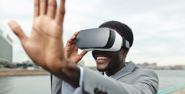 Smart Cities city afrique technologie réalité virtuelle VR