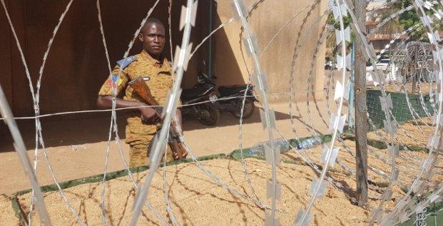 Attentant Ouaga armée Burkina