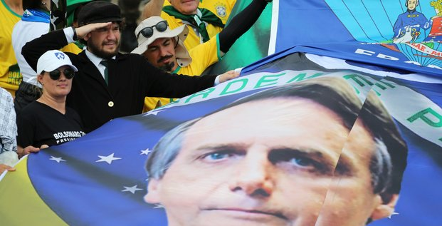 Jair bolsonaro prend ses fonctions a la presidence du bresil