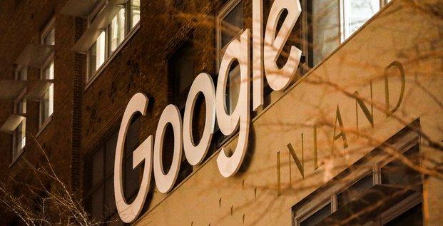 Google a deplace pres de 20 milliards d'euros aux bermudes en 2017
