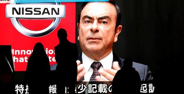Ghosn, Tokyo, Renault-Nissan,