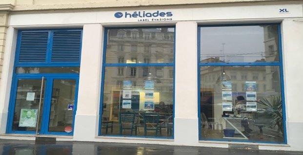 Une agence Héliades à Lyon