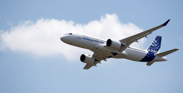 Delta commande 15 a220 supplementaires a airbus