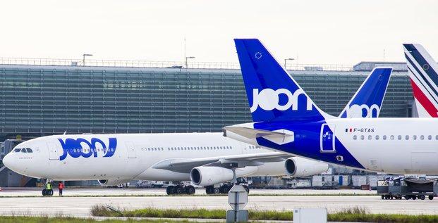 Joon, Airbus, A340, Air France