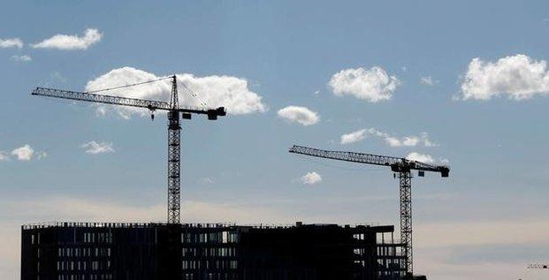 Activite en recul, defaillances en hausse dans la construction