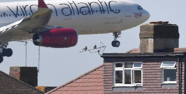 Un consortium emmene par virgin atlantic reprend la compagnie flybe