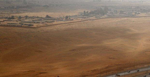 Route Desert autoroute afrique