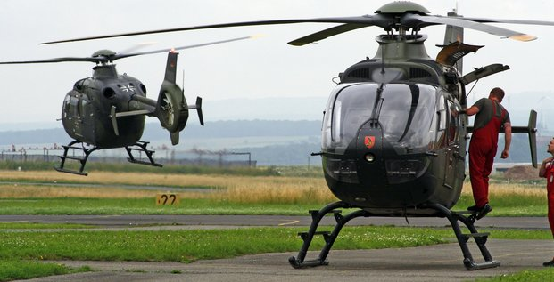 H135, military, Airbus Helicopters, version militaire,