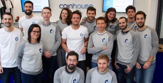 Coinhouse équipe Bitcoin