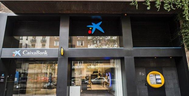 CaixaBank agence