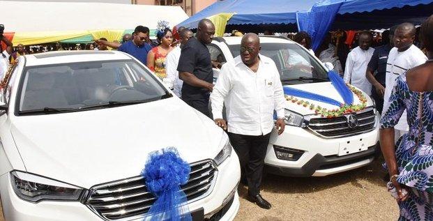 Kantanka Ghana Automobile Nana Akufo-Addo