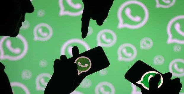 Jan koum, cofondateur de whatsapp, quitte la societe