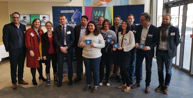 10000 startups Lyon