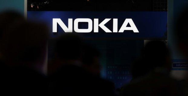 Nokia: le benefice inferieur aux attentes au 2e trimestre