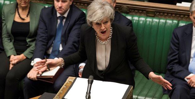 Brexit: les communes appelees a se prononcer sur 7 amendements