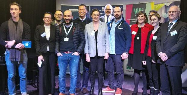 10.000 startups, Strasbourg, Sylvain Rolland,