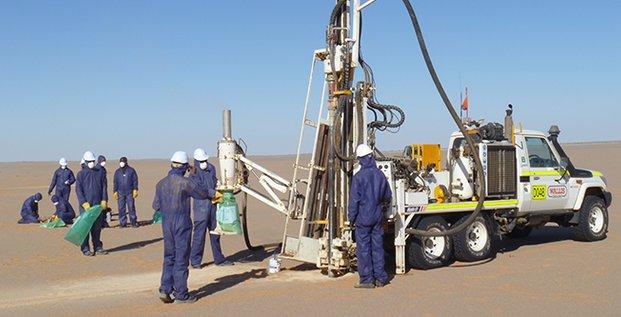 aura energy tiris Mauritanie