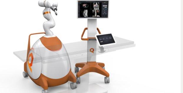 Quantum Surgical, entreprise montpelliéraine de robotique médicale pour le traitement du cancer du foie