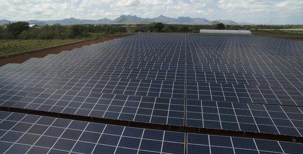 Centrale solaire de Solitude - GreenYellow