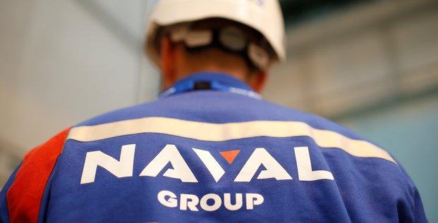 Naval group signe un accord de coentreprise avec l'arabie saoudite