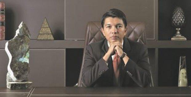 Andry Rajoelina Madagascar