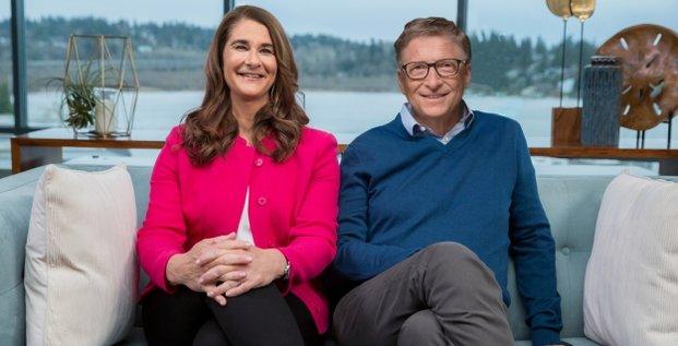 Bill Gates Melinda Gates Fondation Gates Microsoft