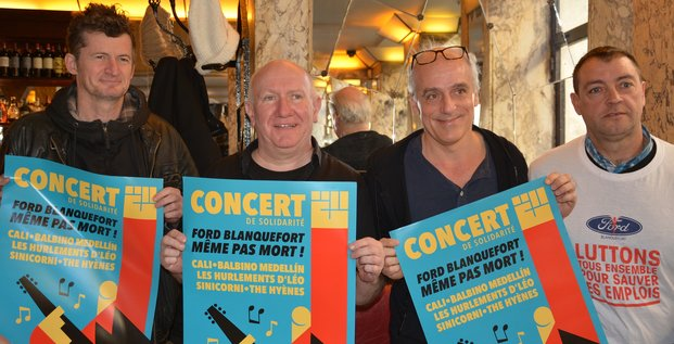 Ford Aquitaine Ind Annonce concert