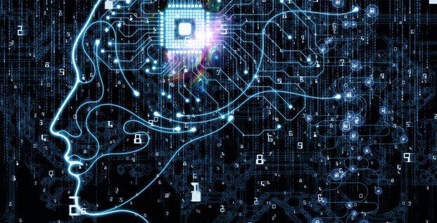 Intel, deep learning, IA, intelligence artificielle,