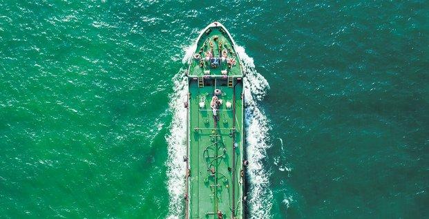 GNL, navire