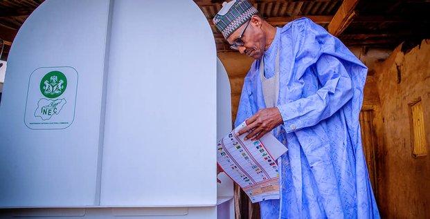 Buhari vote