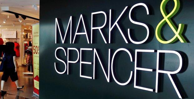 Marks & spencer cree une coentreprise pour se renforcer en ligne