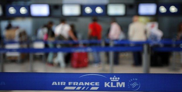 Air France-KLM, aérien, aéroport, passagers, embarquement