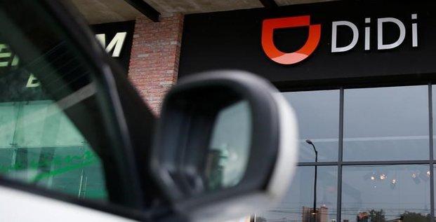 Didi va investir 1 milliard de dollars dans ses services automobiles