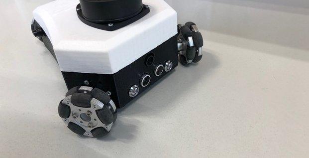 RIM, le premier robot capteur d'Innowtech